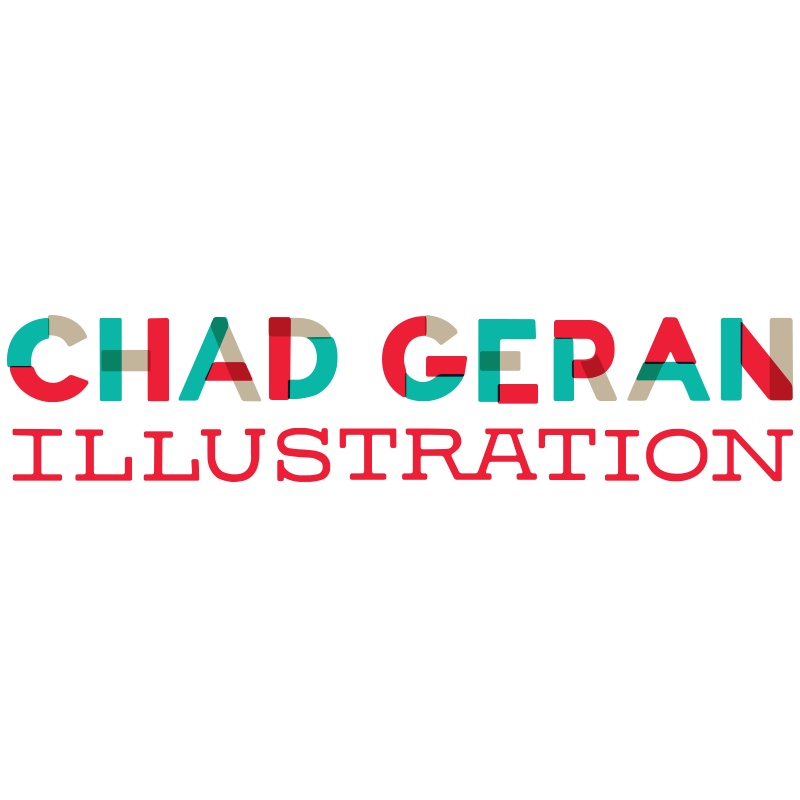 Chad Geran Illustration